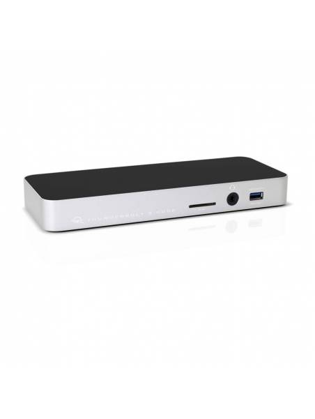 OWC 13 Port Thunderbolt 3 Dock - Silver