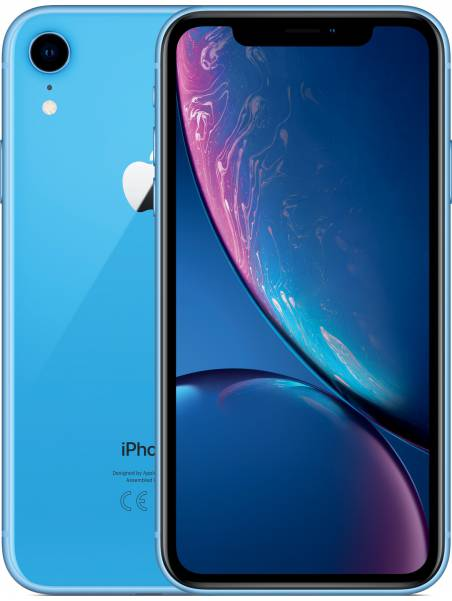 iPhone Xr: 64GB - Blue