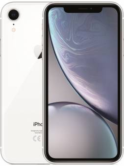 iPhone Xr: 128GB - White