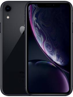 iPhone Xr: 128GB - Black