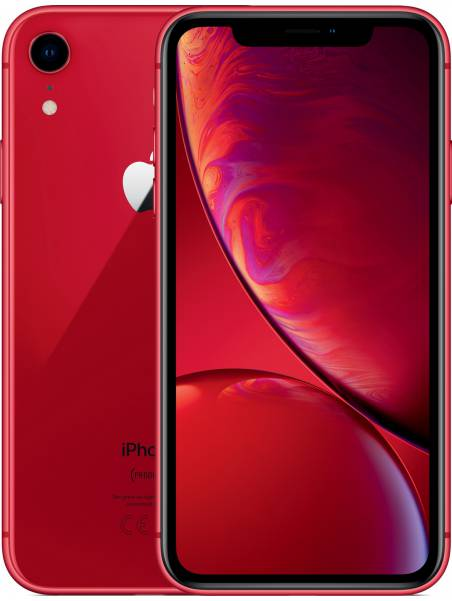 iPhone Xr: 128GB - (PRODUCT)RED