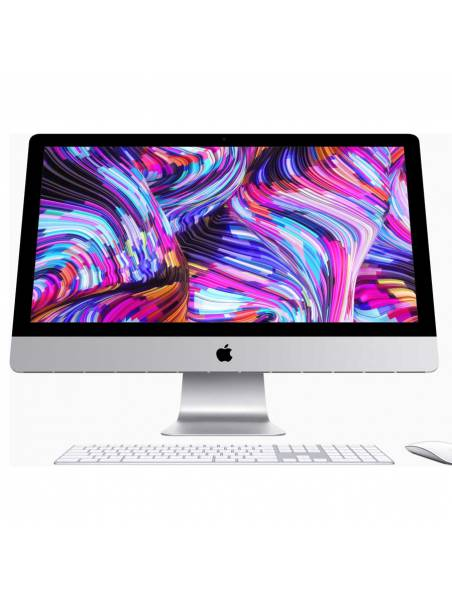 27-inch iMac with Retina 5K-display: 3,0-GHz 6-core processor with Turbo Boost up to 4.1GHz - 1TB