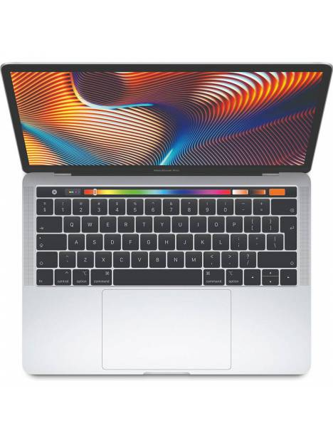 "Apple MacBook Pro 13"" Touch Bar (2019) MV992N/A 256GB Zilver"