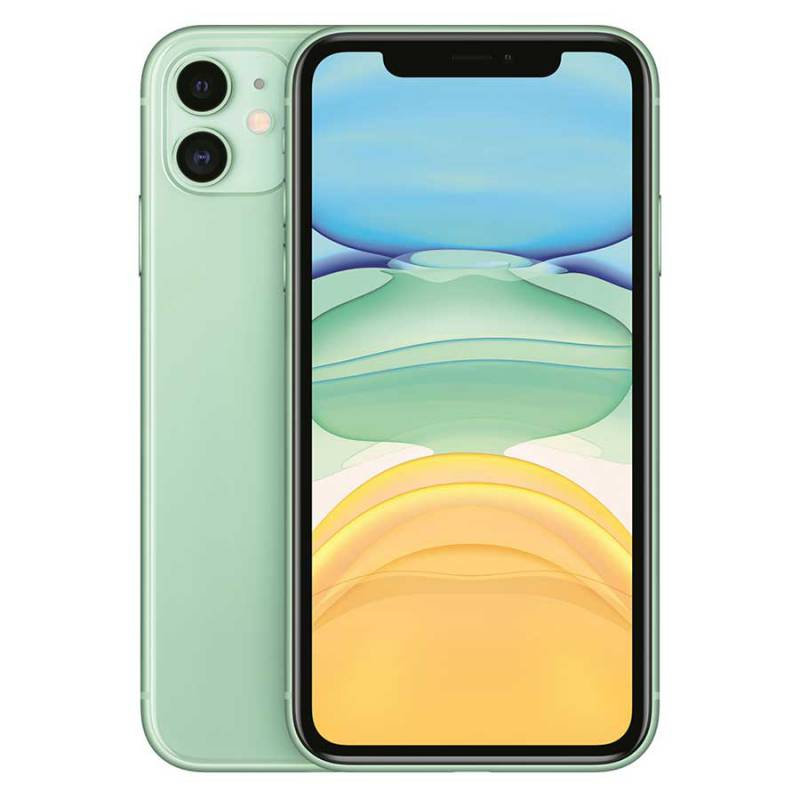 Apple iPhone 11 (2019) 64 GB Groen