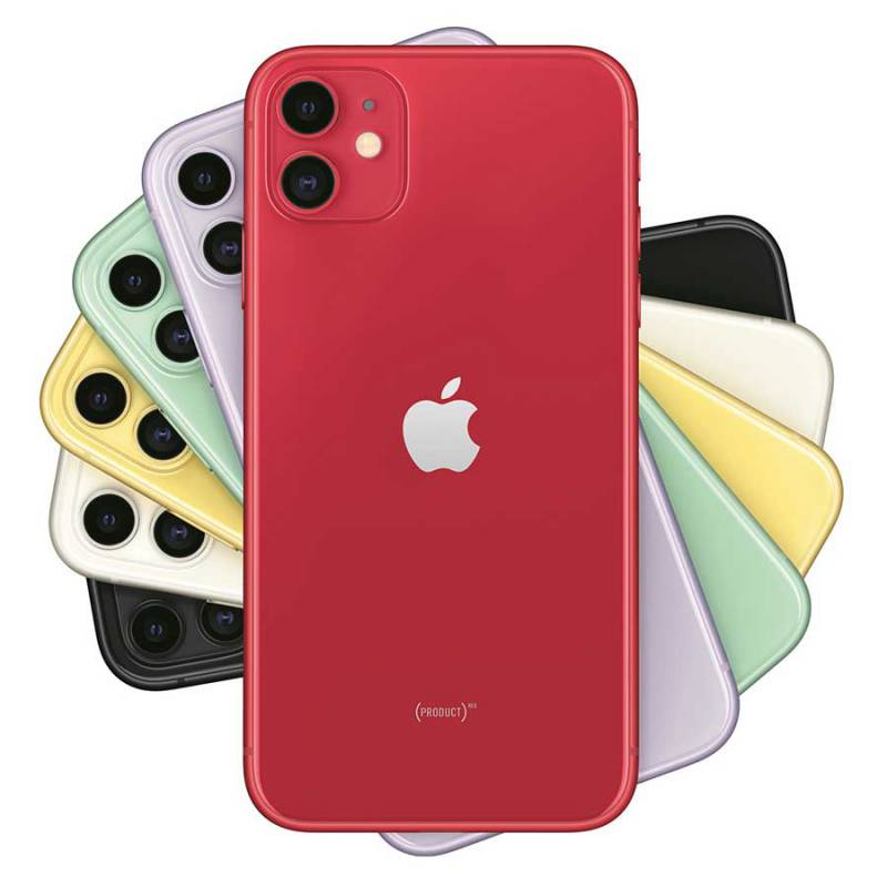 Apple iPhone 11 (2019) 128 GB RED