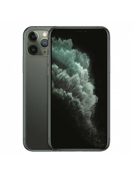 iPhone 11 Pro: 512GB - Midnight Green