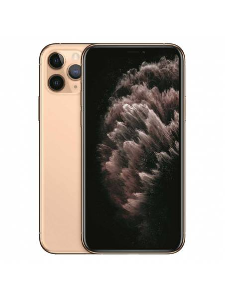 iPhone 11 Pro Max: 64GB - Gold