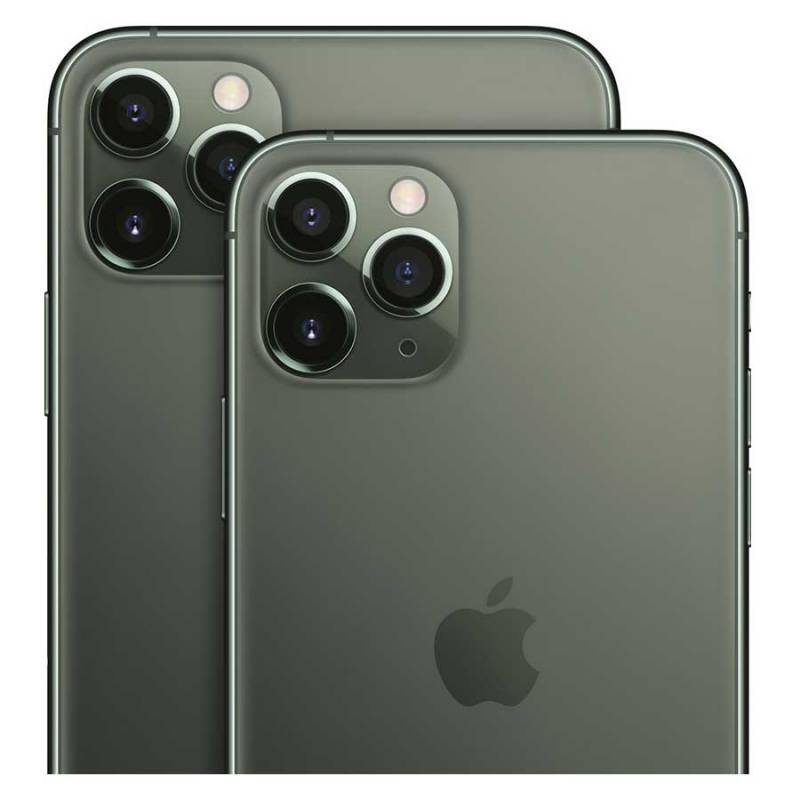 Apple iPhone 11 Pro Max (2019) 64 GB Middernachtgroen