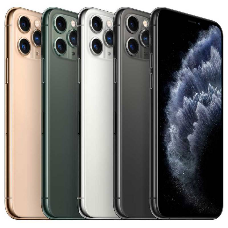 Apple iPhone 11 Pro Max (2019) 256 GB Goud