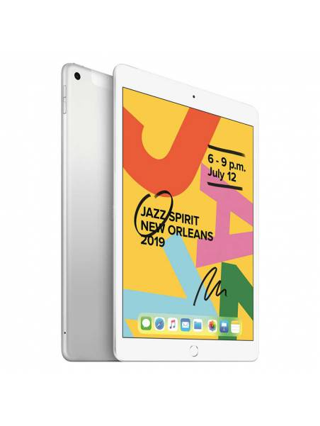 10,2-inch iPad: Wi-Fi + Cellular - 128 GB - Silver