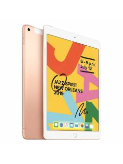 Apple iPad (2019) 32GB Wifi + 4G Goud