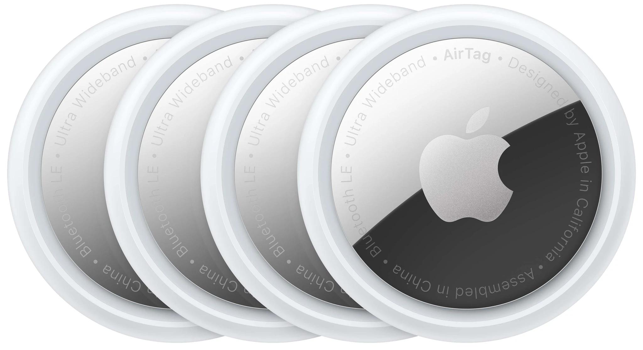 Apple AirTags 4 stuks