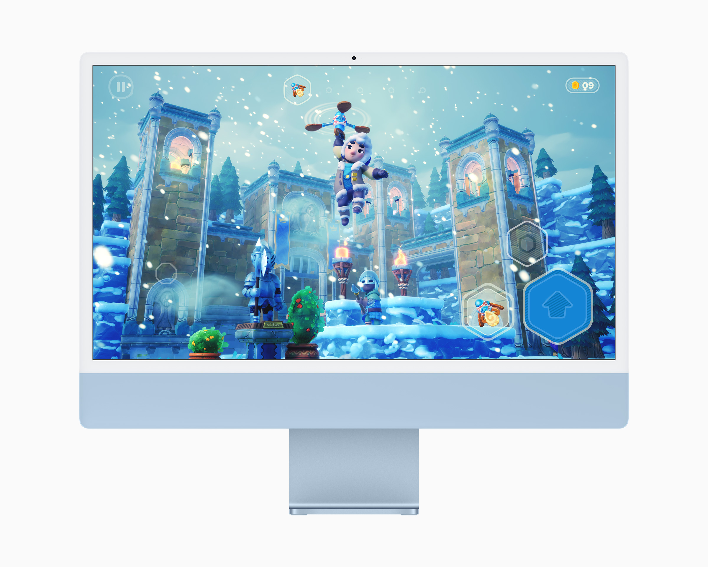 4.5K Retina-dispaly iMac 24 inch 2021