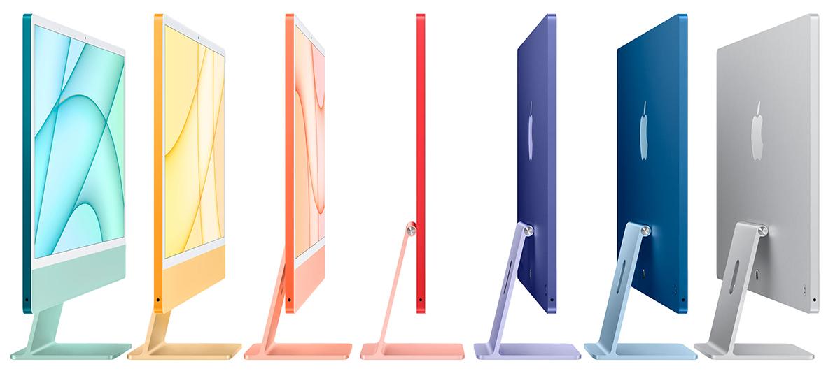 iMac 24 inch 2021
