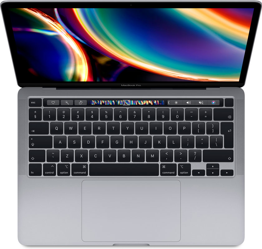 macbook pro 13 inch 2020 keyboard