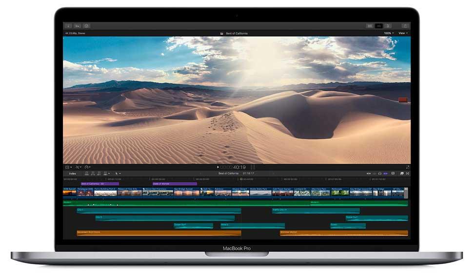 Nieuwe MacBook Pro 2019 met verbeterd toetsenbord