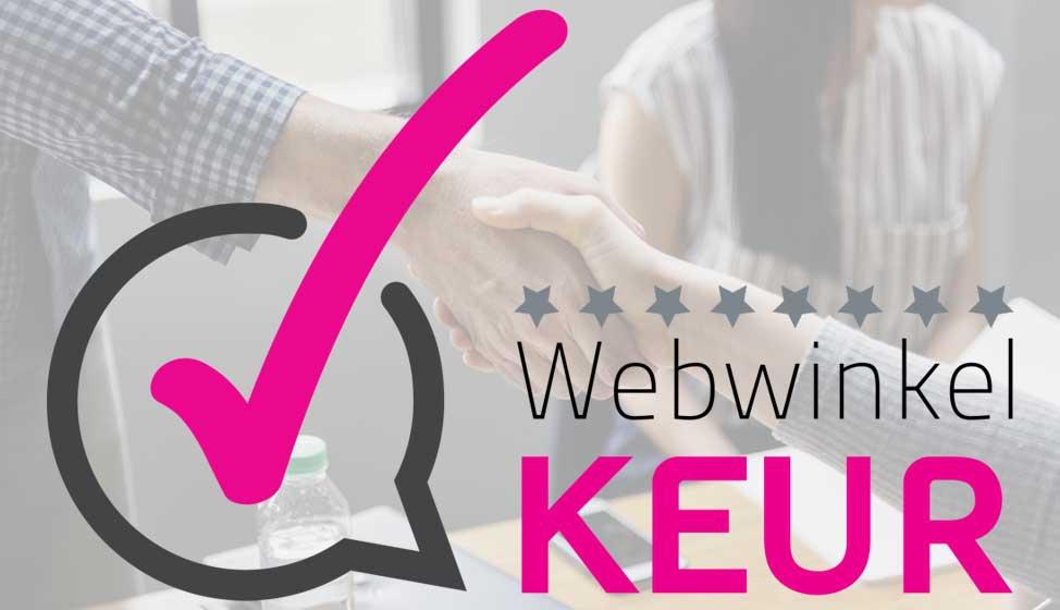 Apple Support Ed heeft nu WebwinkelKeur!