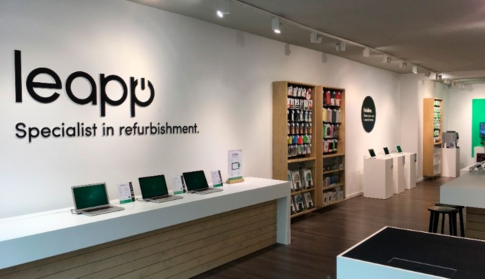 Refurbished Apple-verkoper Leapp is failliet