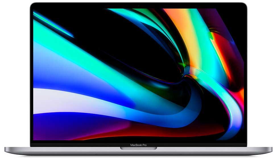 MacBook Pro 16-inch - 80 procent sneller en nieuw toetsenbord