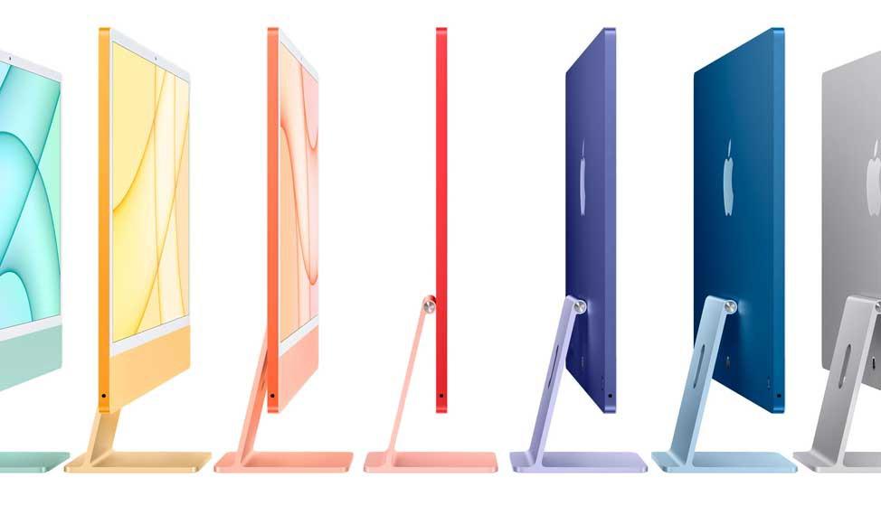 Nieuwe iMac 2021, Apple TV, iPad Pro en meer