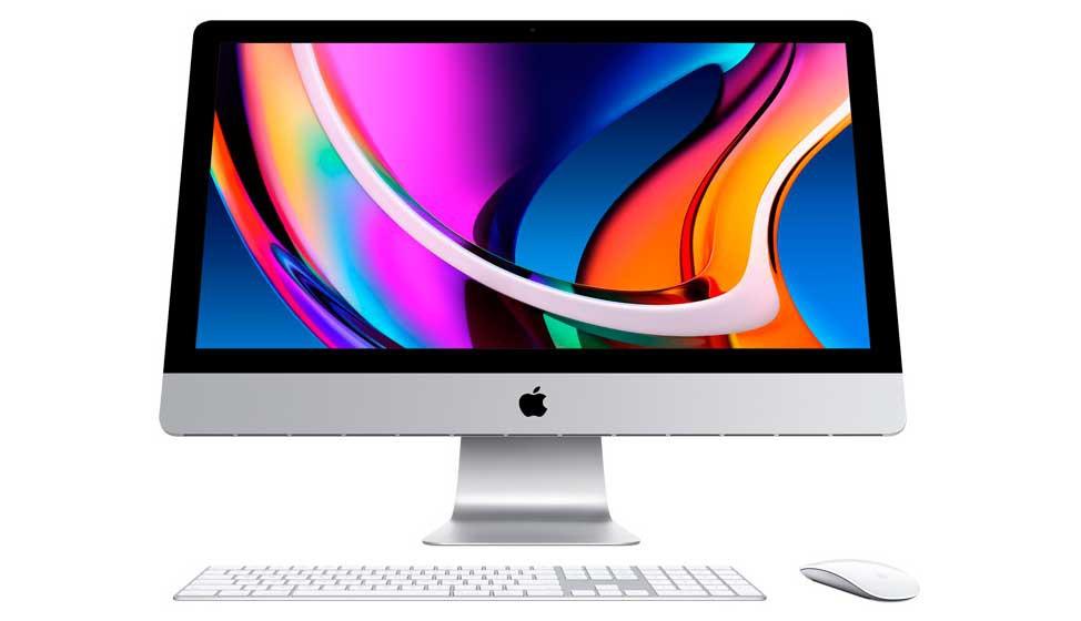 Nieuwe 27-inch iMac 2020 met Intel-processor