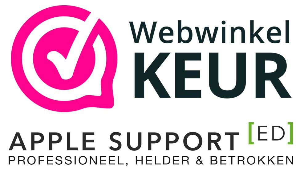 Apple Support Ed trots lid van Webwinkelkeur
